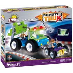 Monster junk trux.