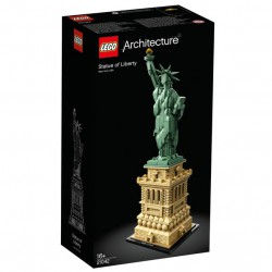 Estatua de la libertad. Architecture.