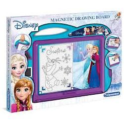 Magnetic Drawing Board. Frozen.