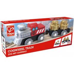 Cogwheel train.