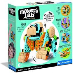 Maker's lab.