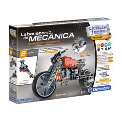 Mechanics laboratory--Roadster+ Dragster.