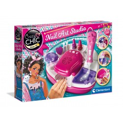 Nail art studio.
