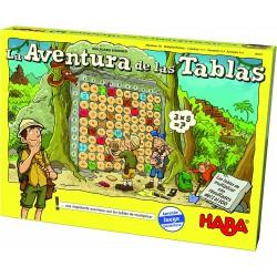 La aventura de las Tablas.