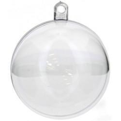 Transparent ball. 120 mm.