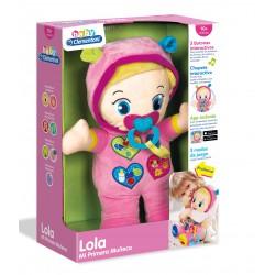 Lola, my first doll.