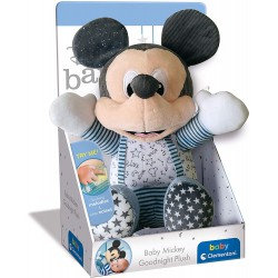 Baby Mickey. goodnight plush.