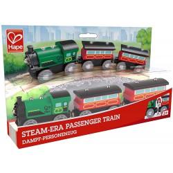 Tren de transporte de coches.