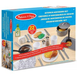 Kitchen accessory set.