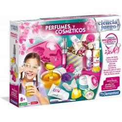 Perfumes y cosméticos.