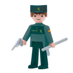 Figura guardia civil.