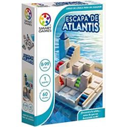 Escapan de Atlantis.