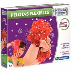 Pelotas flexibles.