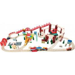 "Railway Set ""My Town""."