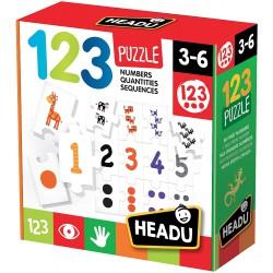 123 puzzle.