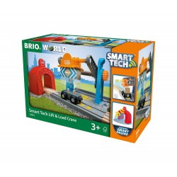 Smart Tech Lift and Load Crane.