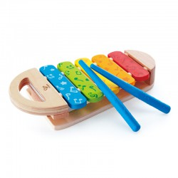 Rainbow xylophone.