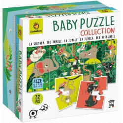 Baby puzzle collection: the jungle.