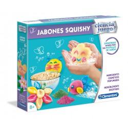 Jabones Squishi.