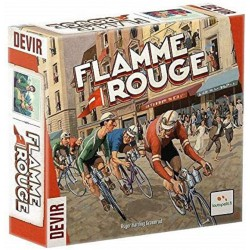 Flamme Rouge.