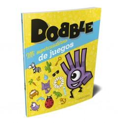 Mi cuaderno de juegos Dobble.