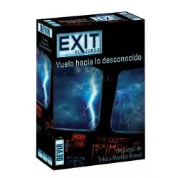 Exit. Vuelo hacia lo desconocido.