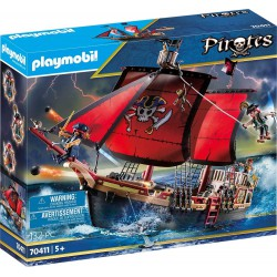 Skull Pirate Ship.