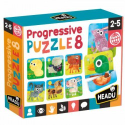Progressive puzzles 8.