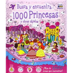 Search and find ... 1000 Princesses and other objects.
