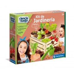 Kit de jardinería.