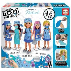 My model doll desing. Fantasy.
