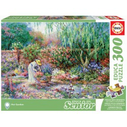 Garden. 300 pcs. XXL.