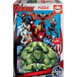 Avengers. 200 piezas.