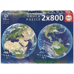 Planeta tierra. 2X800
