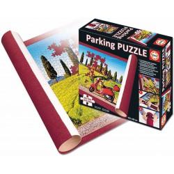 Parking puzzle.