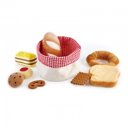 Toddler bread basket.