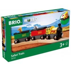 Tren Safari.