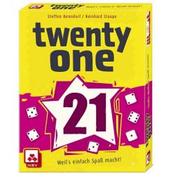 Twenty one.