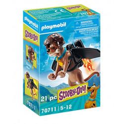 Scooby-Doo. Figura coleccionable Policía.