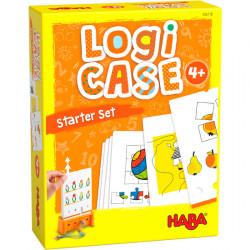 LogiCase, starter set 4+.