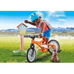 Mountain Biker.