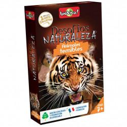 Nature challenge: animals.