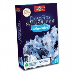 Nature challenge: minerals.