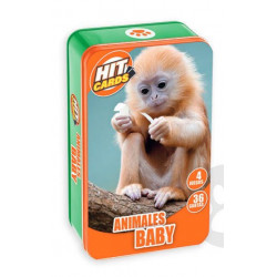 Hit Cards. Animales baby.