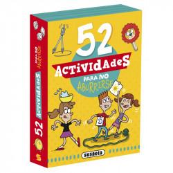 52 actividades para no aburrirse. SUSAETA