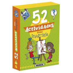 52 actividades para divertirse. SUSAETA