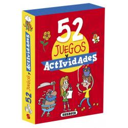 52 juegos y actividades. SUSAETA