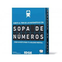 Sopa de números.