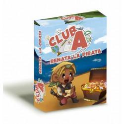 Club A. Renata la pirata.