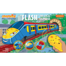 Flash, the local express.